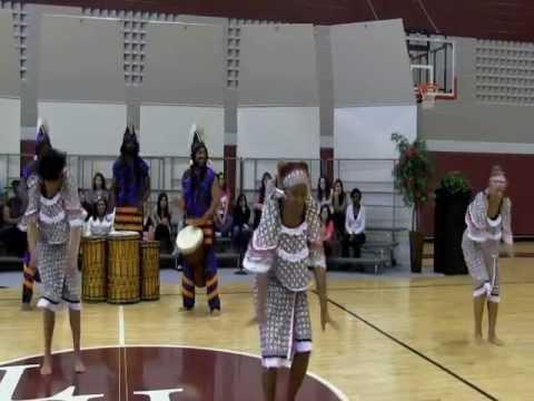 African Drum Dancers