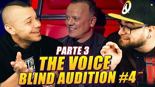 The Voice - Blind Audition #4 *SECONDA PARTE* Arcade Boyz ( TVOI 2019 )