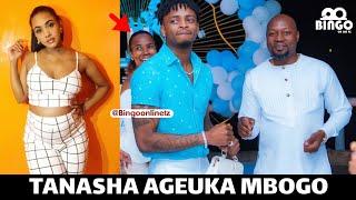 Tanasha namwacha Diamond akimlala mwanamke mwingine/ Shamte Anafanya Kazi Gani Mjini