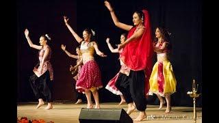 Bhangra Bistar | Item Girls vs Punjabi Kudiyan! | Kahani Dance Group