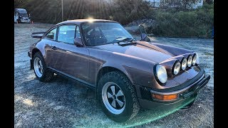 Matt Gets His Keen Project Safari 911! City First Drive!
