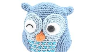 Амигуруми: схема Совы. Игрушки вязаные крючком! Free crochet patterns. Free crochet patterns.