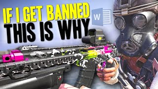 If I get BANNED, this is WHY... (Black Squad)