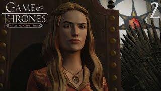 Game of Thrones: A Telltale Games Series (Ep.1)  - Железные изо Льда! Встреча с Серсеей #2