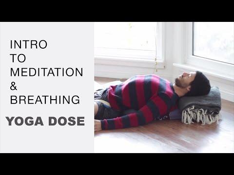 Intro To Breathing, Meditation, and Pranayama - Yoga With Tim Senesi