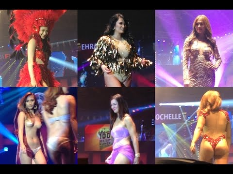 FULL VIDEO: FHM Philippines 100 Sexiest Victory Night
