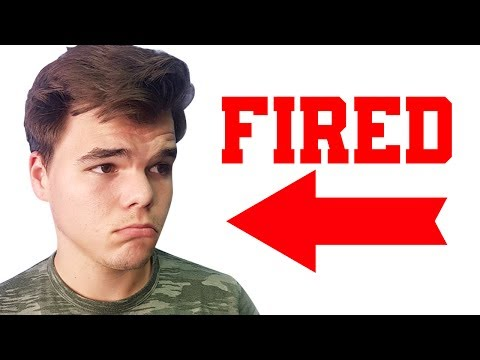 I (almost) GOT FIRED!