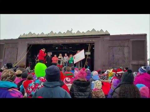 Canadian Pacific Holiday Train Donation