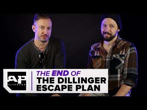 Exit Interview: The end of the Dillinger Escape Plan