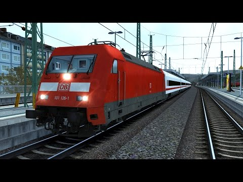 LP Train Simulator 2016 |  Folge 165 | IC 2312 nach Hamburg