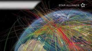 global routes - Star Alliance