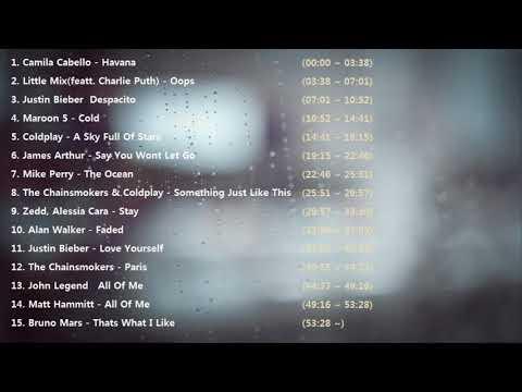 [취저] 사랑스러운 개인소장 팝송모음 Top15 (Best Pop song)
