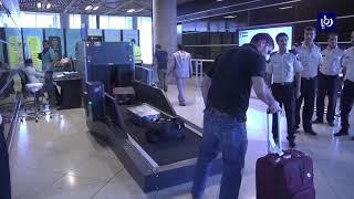 نمو حركة المسافرين في مطار الملكة علياء الدولي 6% لنهاية تشرين الأول - (27-11-2018)