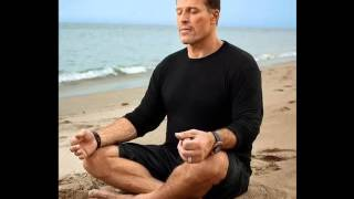 GUIDED Tony Robbins   10 minutes morning routine ORIGINAL from www tonyrobbins com VGA 480p