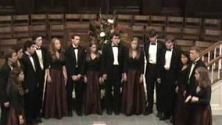 o magnum mysterium cws christmas concert 2006