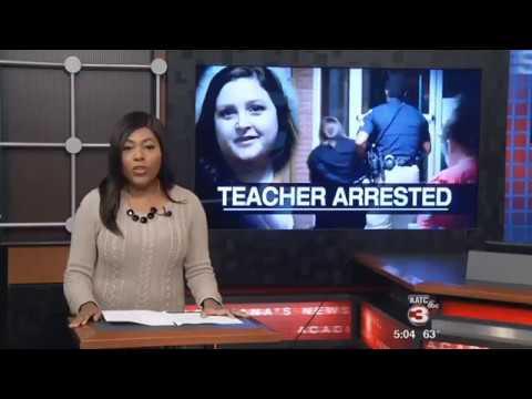 Continuing team coverage of Vermilion Teacher arrest - KATC