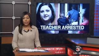 Continuing team coverage of Vermilion Teacher arrest - KATC