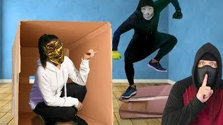 HACKER MELVIN KNOWS PROJECT ZORGO'S SECRET!!? 😱 CHAD WILD CLAY CWC VY QWAINT AND THE SPY NINJAS
