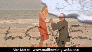 L-O-V-E ~ Love Was Made For Me And You performed by Matthew Long