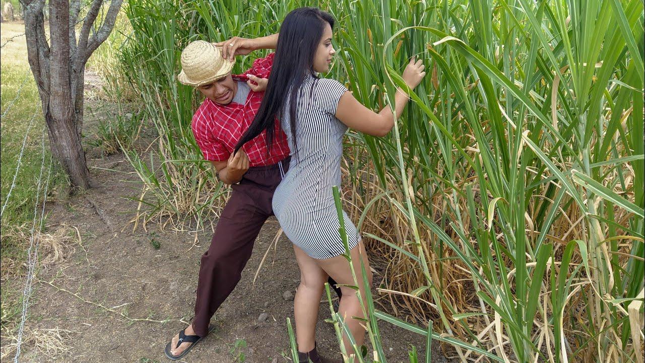 Rosalinda e a Tacadinha com Nenéu