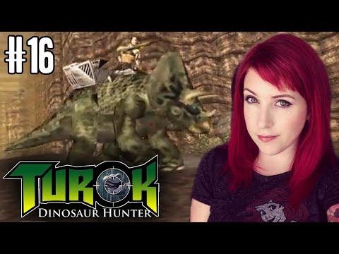 Tricera-Terror & Nuking Baddies (Let's Play Turok | #16)