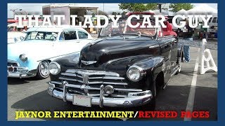 1948 Chevrolet Fleetmaster - 2nd Look Cool Convertible Car 7 - That Lady Car Guy