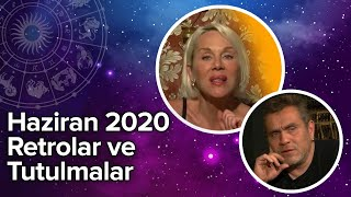 Retrolar ve Tutulmalar | Haziran 2020 | Billur Tv
