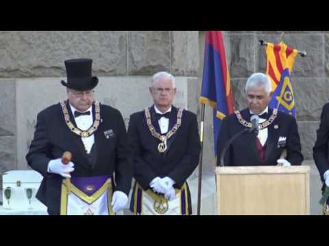 Yavapai County Courthouse Cornerstone Re dedication Ceremony