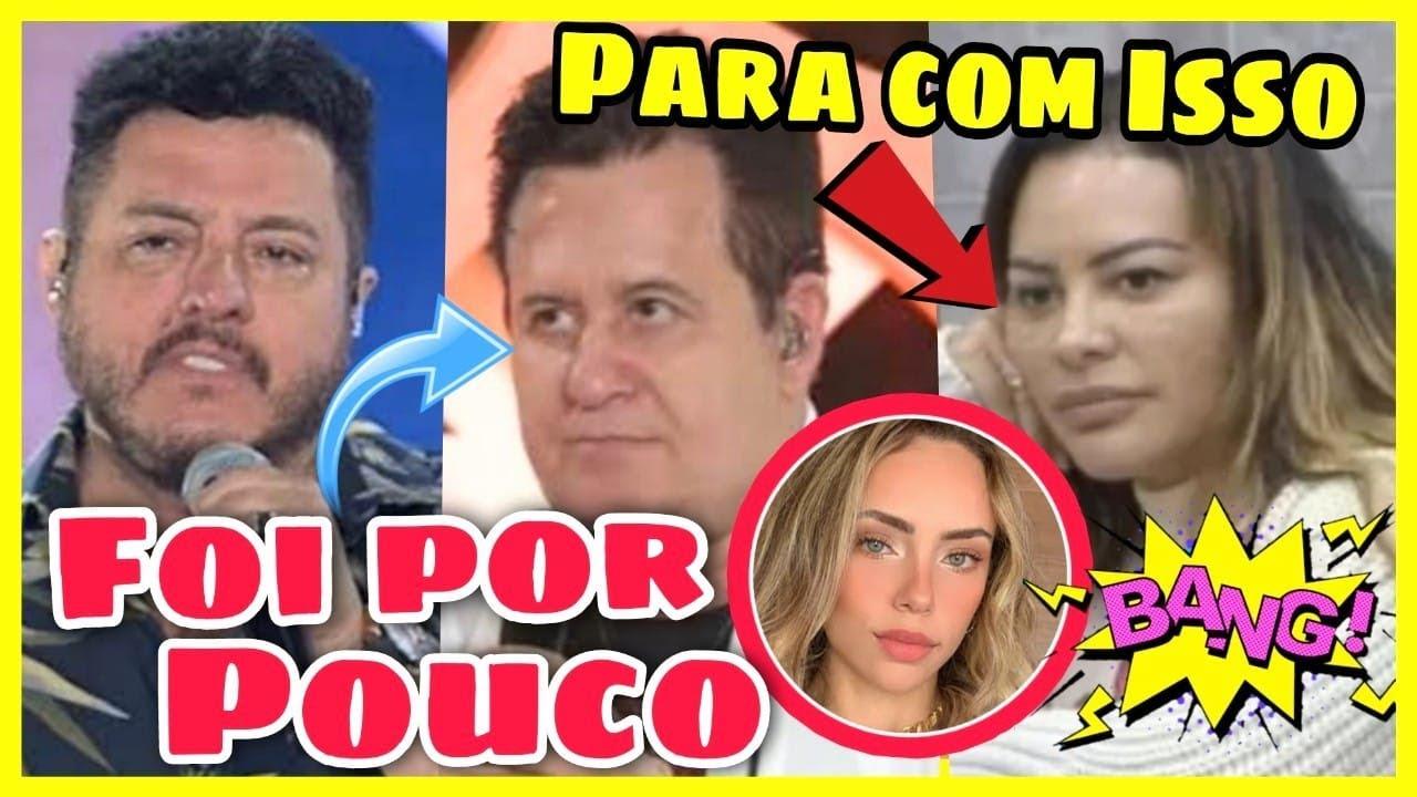 Marrone EXPÕE Situação Chata de Bruno, Bruna Medina CONTESTA processo de SOGRA