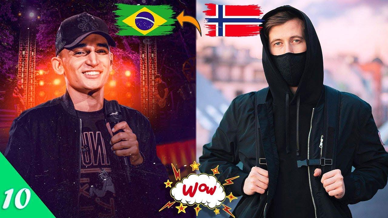 10 Músicas Gringas Que Ganharam Versões Brasileiras 🎶(Parte 4 – Tente Adivinhar)