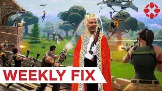 Be akarják tiltani a Fortnite-ot?!  - IGN Hungary Weekly Fix (2019/14. hét)