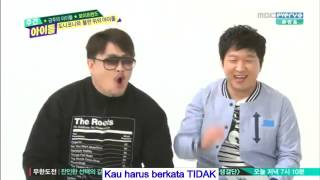 [INDO SUB] WEEKLY IDOL with BOYFRIEND Bounce era part 3