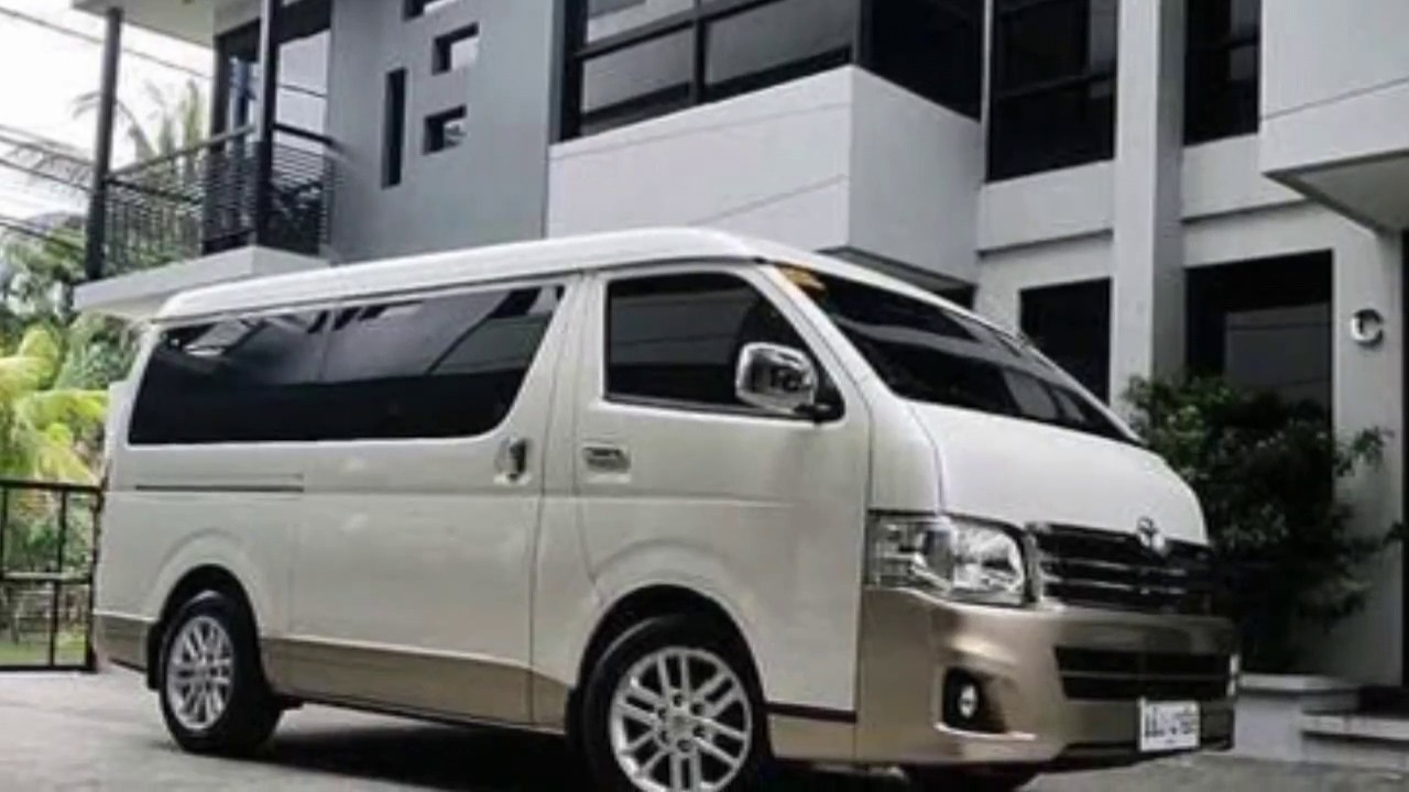 bf0d77271e 2018 Toyota Hiace Super Grandia 3.0 is Awesome - YouTube