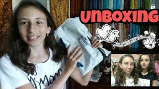Unboxing | Schimb de pachete cu UniLariCorn and Books