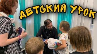 Сказка о труде. Протоиерей  Андрей Ткачёв.