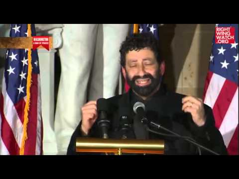 RWW News: Jonathan Cahn Warns That God Will Punish America For Legalizing Gay Marriage