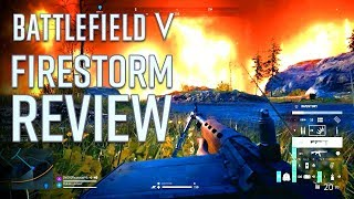 Battlefield V Firestorm Gameplay, Review, & Impressions thumbnail
