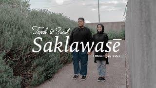 Download Mp3 Topik Sudirman - Saklawase   Lyric Video