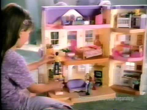 2002 - The Loving Family Doll House From Fisher-Price