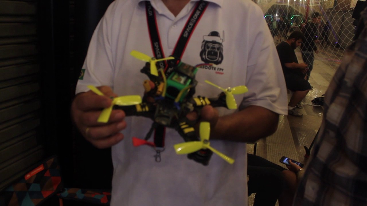 Drone Racing SP - Galeria do Rock - Mirante Lab