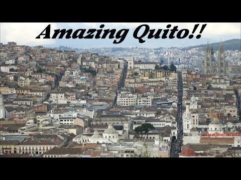 I loved the Historic Center QUITO ECUADOR! My Trip to South America