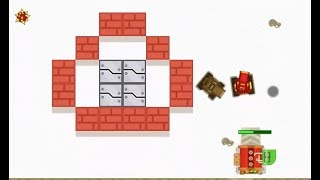 Armored Blasters Game Level 12-18 Walkthrough | Tank Shooting Games