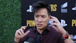 Matthew Yang King on Asian Whitewashing and the page turning of the Powers series
