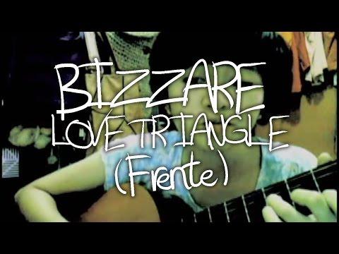 Bizzare Love Triangle - Frente - Tika Prasastya Acoustic Cover