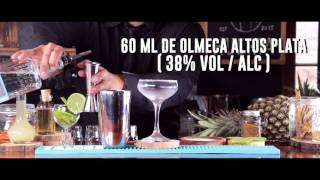 Tres formas de tomar tequila Olmeca