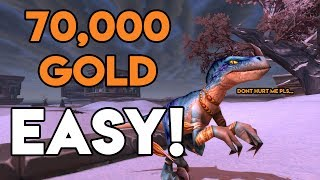 World Of Warcraft Gold Farm Make 70,000 Gold With This Lesser-known Item