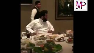 watch Exclusive wwe biggest superstars dinning all together