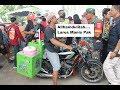 Keren Anggota RX King Borong Pedagang Cilok Yang Mengunakan Motor Raja - Cilok Habis Langsung Pulang