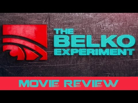 The Belko Experiment - Movie Review (Non-Spoilers) 😮
