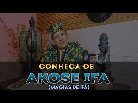 O Que é Akose Ifa?   -  Programa Universus #41